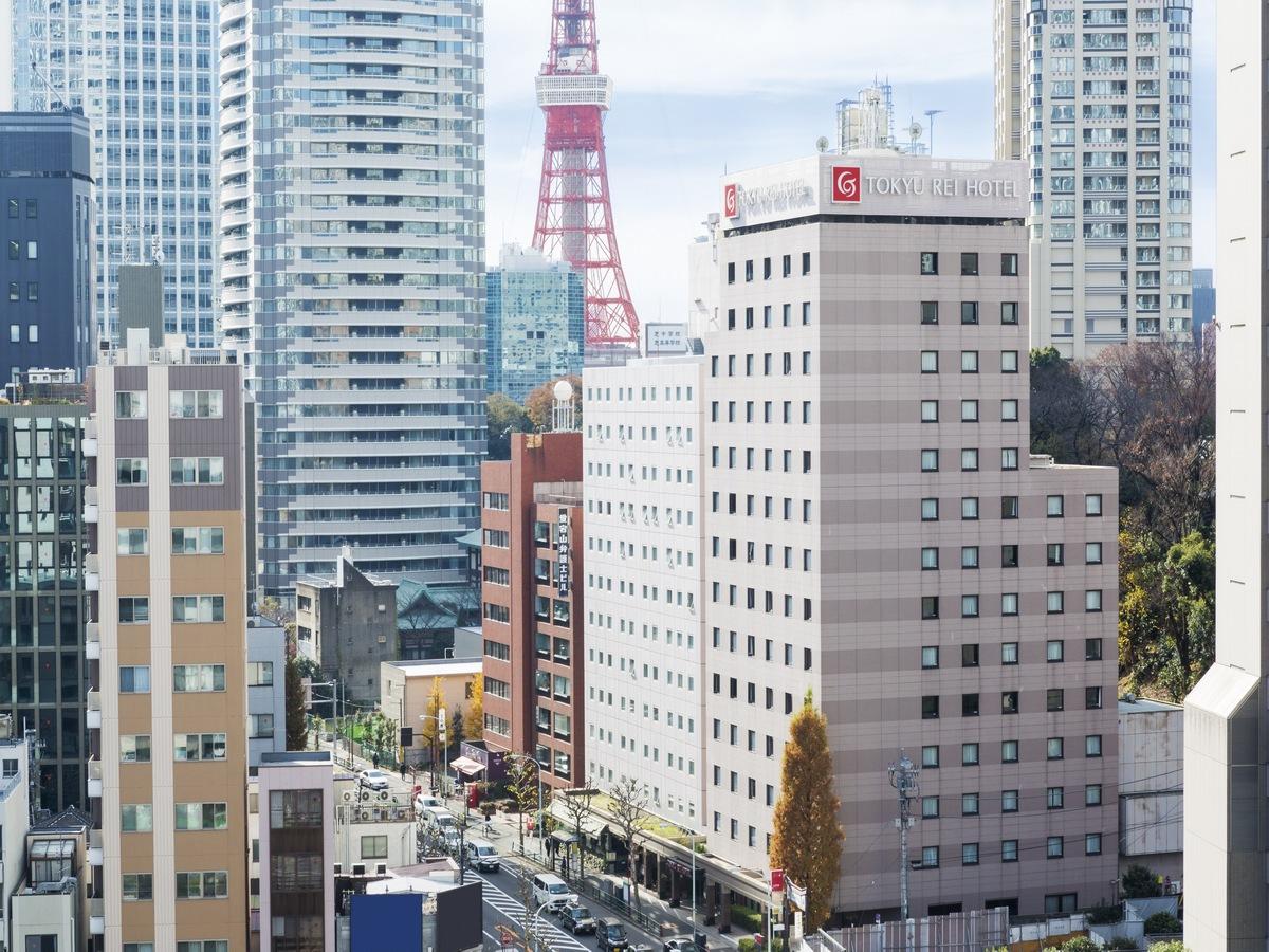 新橋愛宕山東急REIホテル...