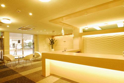 ホテル グリーンアーバの客室の写真