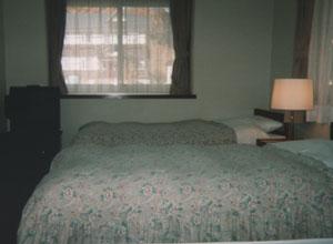 ペンション PaPaの客室の写真