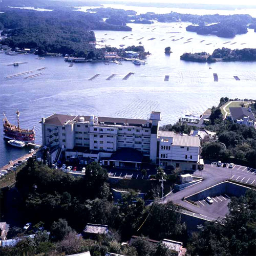 伊勢志摩国立公園 賢島の宿 みち潮 その1