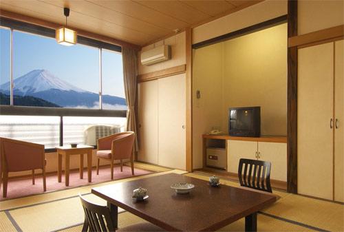 河口湖温泉 ホテル 美富士園 画像