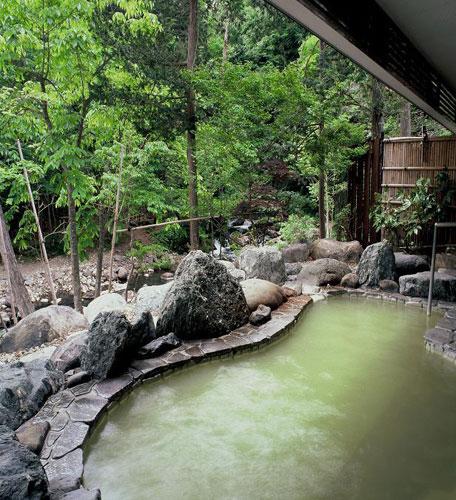 塩原元湯温泉 秘湯の宿 元泉館 画像