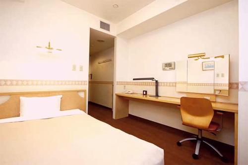 OYO 手稲ステーションホテル 札幌の客室の写真