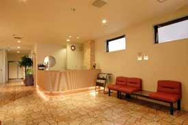 ビジネスホテル ホーリンの客室の写真