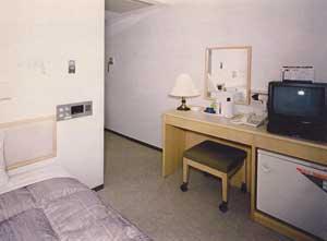 名古屋フラワーホテルPartIIの客室の写真