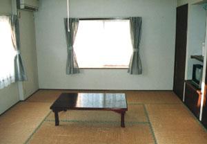 御宿海岸 海辺の宿 ちょうしちとんINNの客室の写真