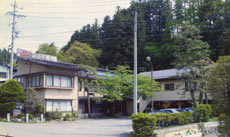 渋温泉 ふる里の宿 天川荘 その1