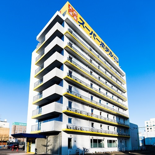 天然温泉「丹頂の湯」 スーパーホテル釧路