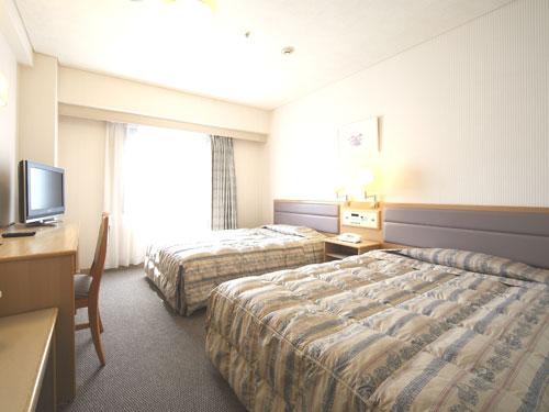 名古屋栄東急REIホテルの客室の写真