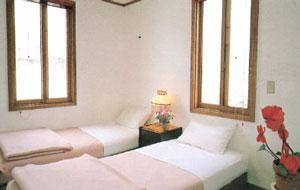 ペンション ジャンボリーの客室の写真
