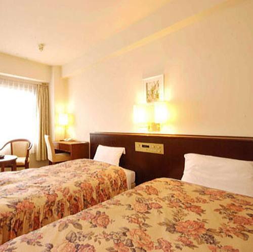 ホテルグランドサン横浜の客室の写真