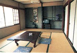 栂池高原 鷲の家の客室の写真