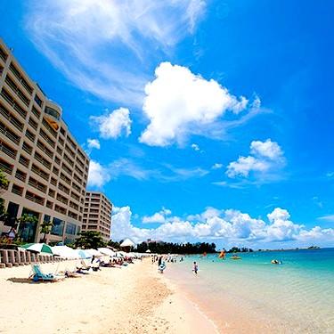夏の沖縄家族旅行におすすめのプライベートビーチがあるホテル