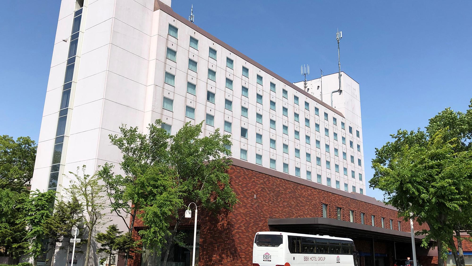ホテルグランテラス千歳 (旧ホテル日航千歳)