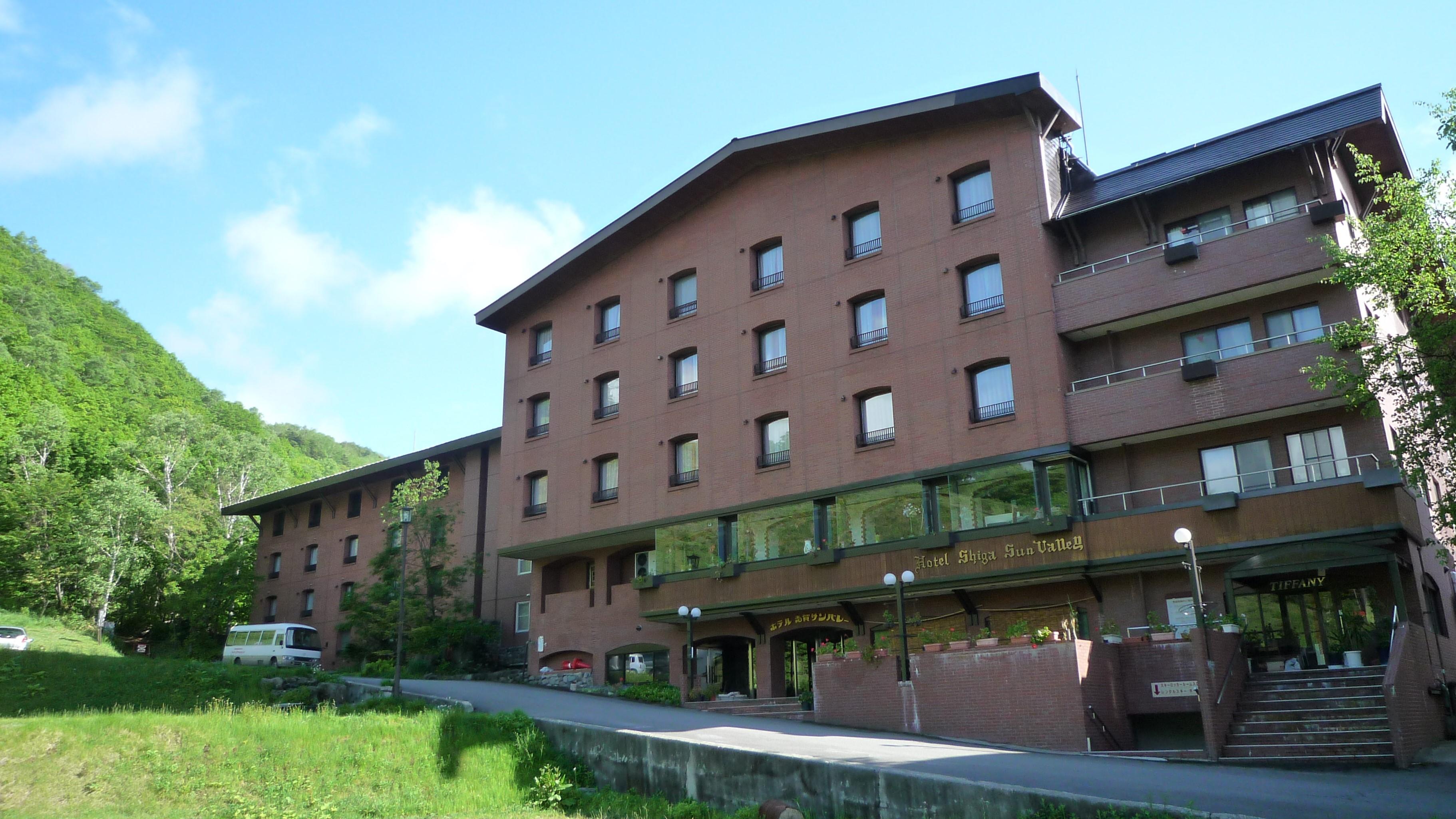 志賀高原 幕岩温泉 ホテル志賀サンバレー