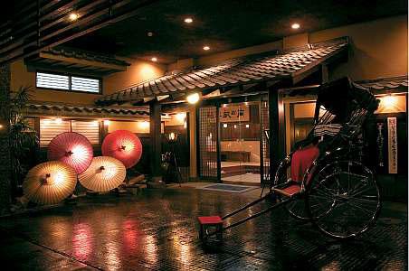 6月中旬から下旬に山鹿温泉!風情ある和風旅館