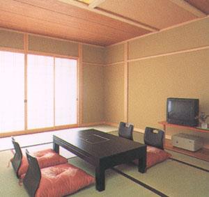 香住 日本夕陽百選の宿 三七十館の客室の写真