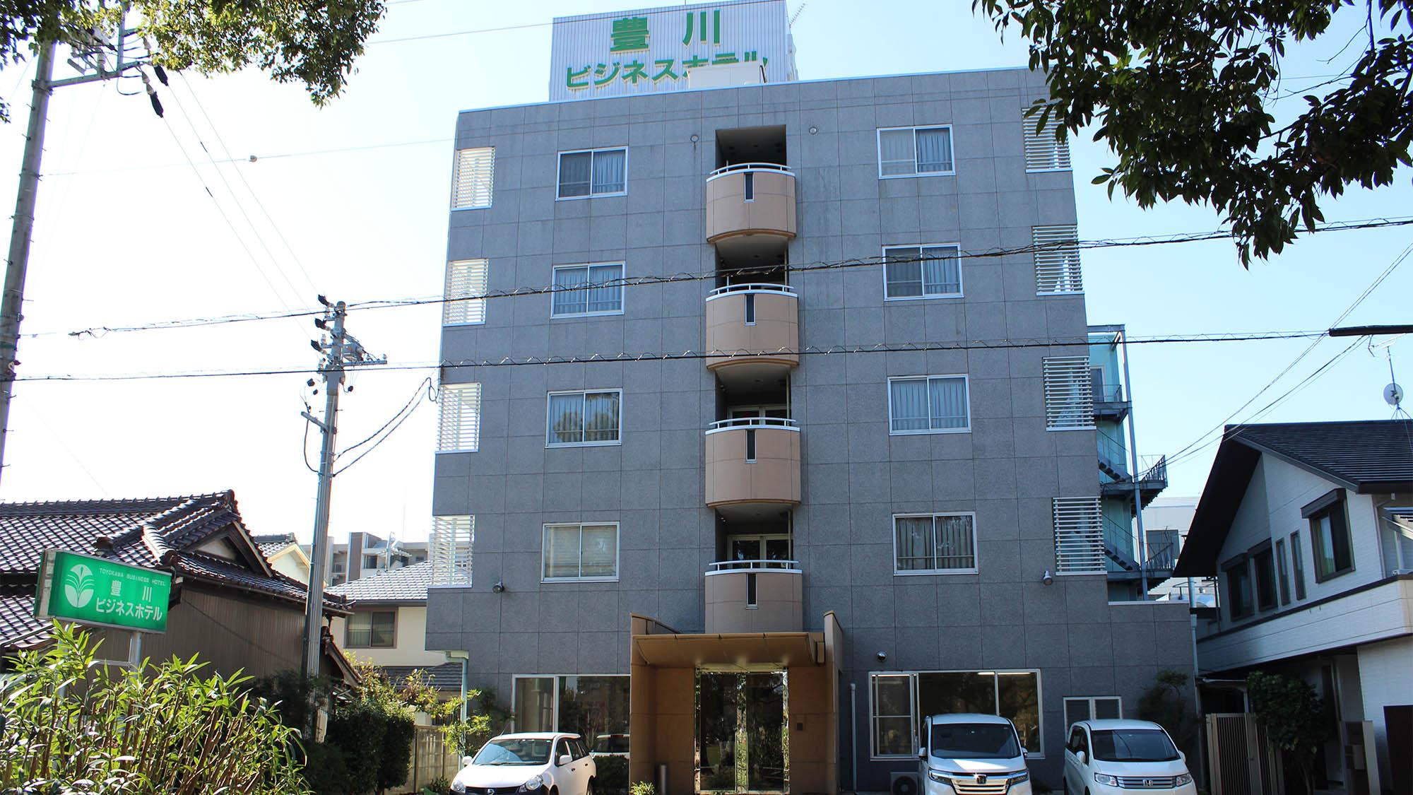 豊川ビジネスホテルの施設画像