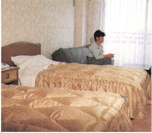 新島グランドホテル <新島>の客室の写真