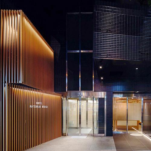 HOTEL MATSUGAE OSAKA