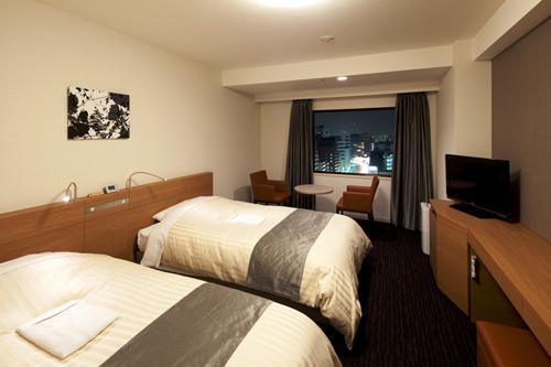 広島東急REIホテルの客室の写真