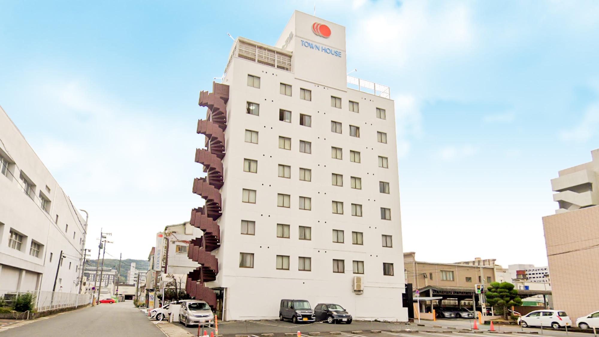 津山セントラルホテル タウンハウス 津山城前(BBHホテルグループ)の施設画像
