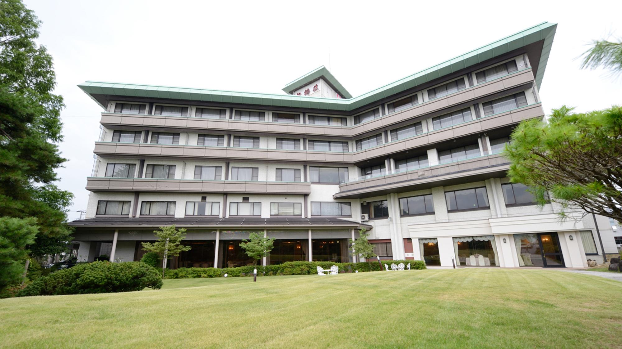 天童温泉 天童グランドホテル舞鶴荘...