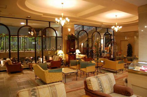 ホテルローズガーデン新宿の部屋画像