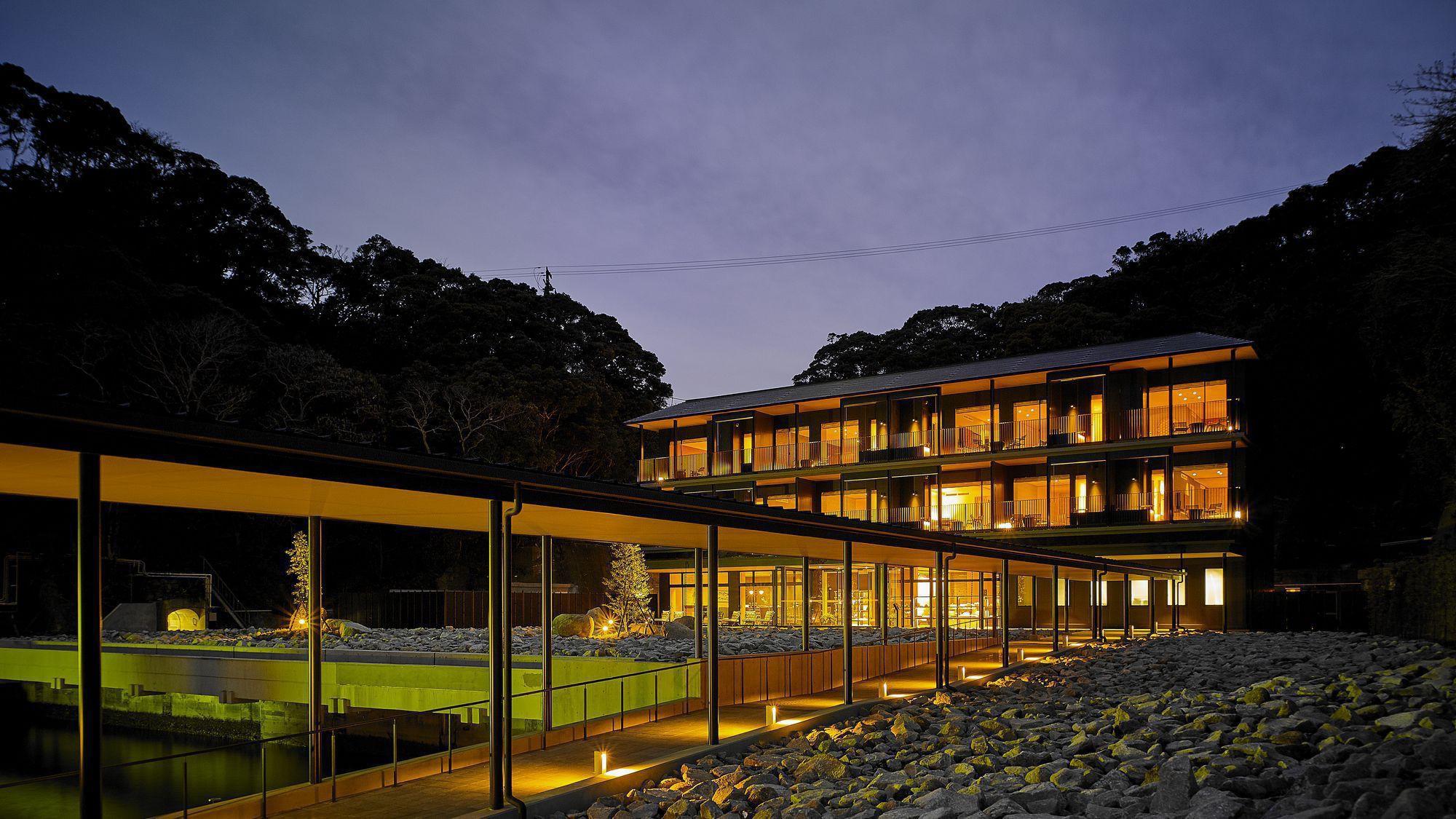 碧き島の宿・熊野別邸・中の島