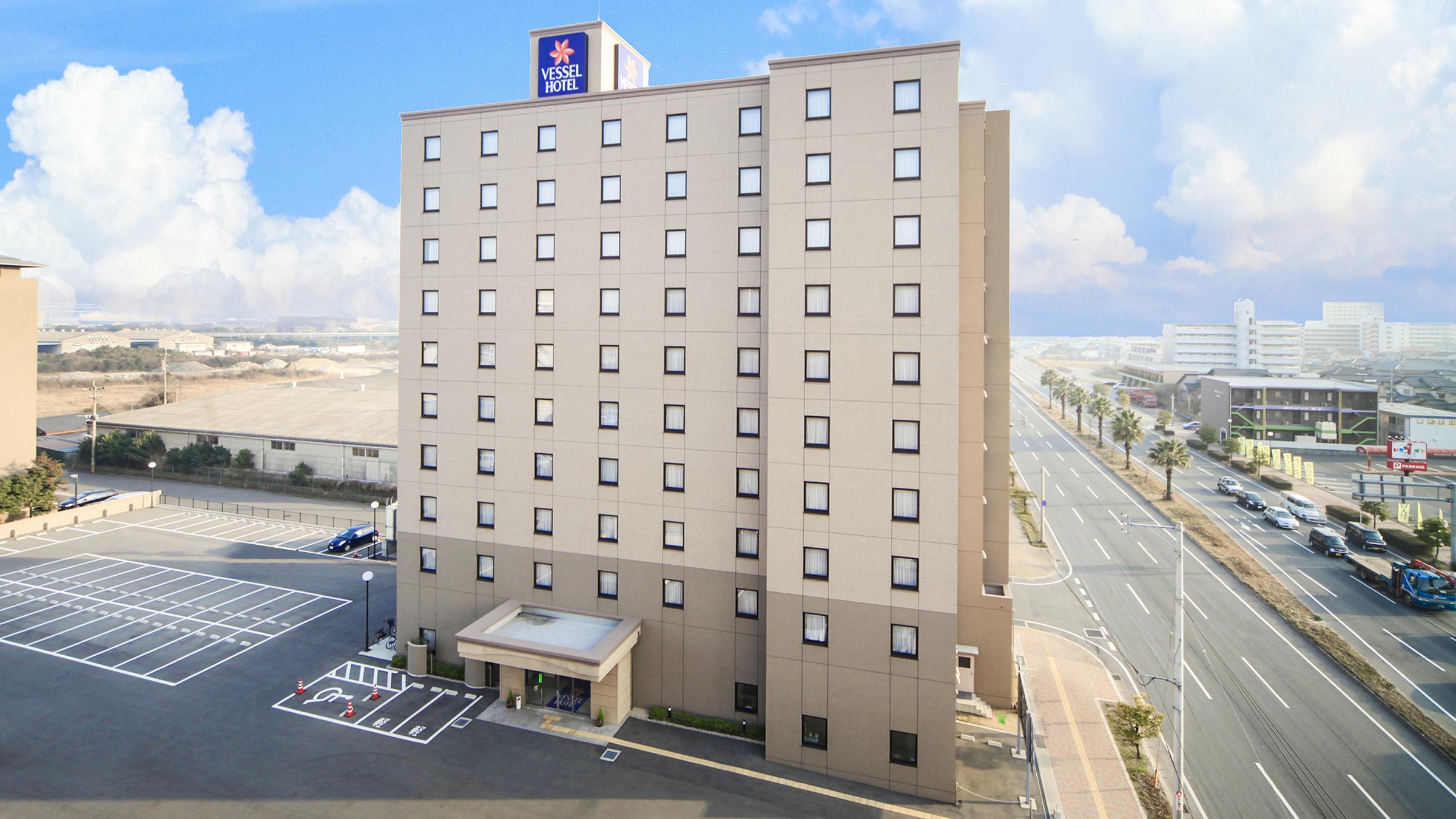 ベッセルホテル苅田北九州空港...