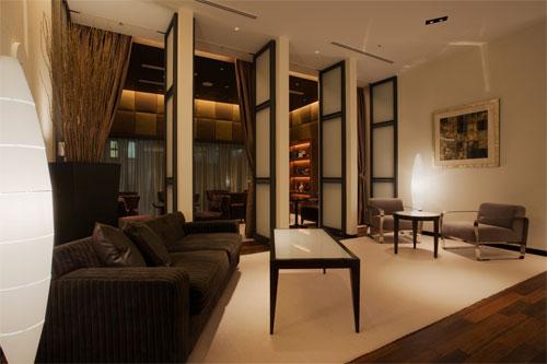 ホテルグレイスリー銀座の室内