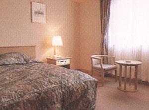 福野タウンホテルア・ミューの客室の写真