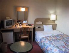 ビジネスホテル東洋<福島県>の客室の写真