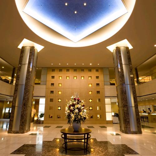 KKRホテル博多(国家公務員共済組合連合会福岡共済会館)の客室の写真