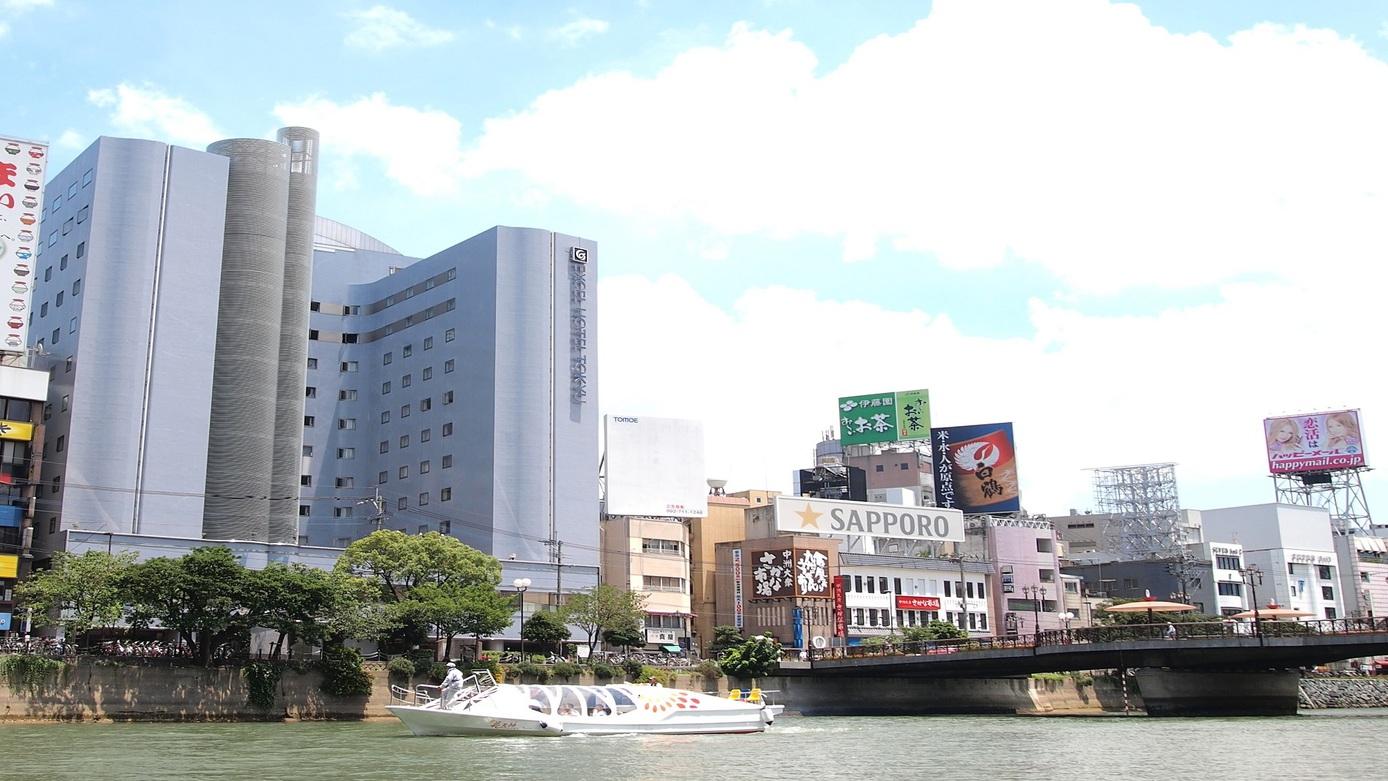 博多エクセルホテル東急 外観写真