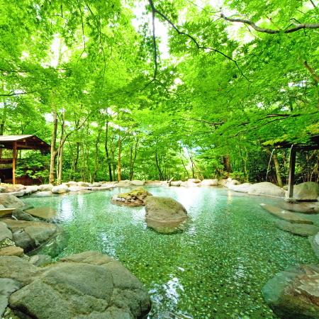 由布院温泉 おやど 二本の葦束 画像
