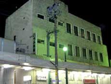 いづみ旅館の外観