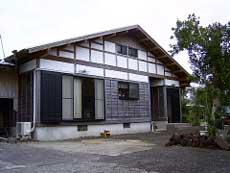 利平荘 <八丈島>の外観