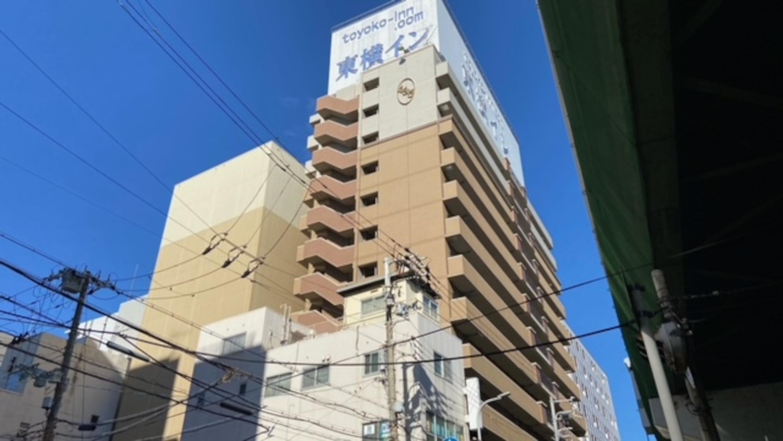 東横イン大阪梅田東【旧:南森町駅西天満】