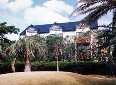 リゾートinn Kai <八丈島>の外観