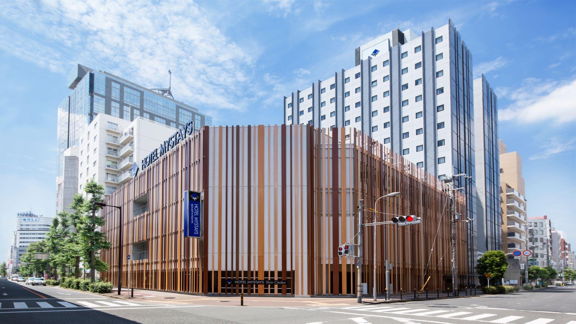 ホテルマイステイズ新大阪コンファレンスセンター...