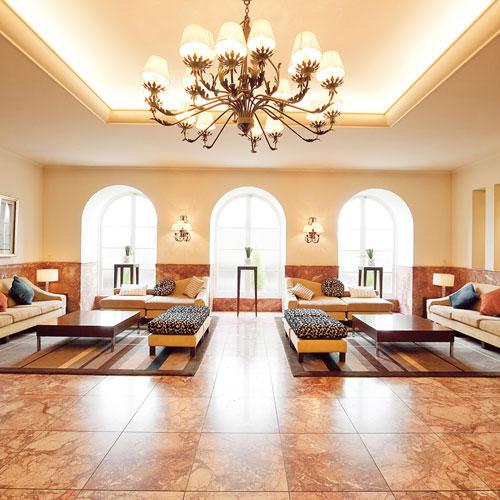 なんばオリエンタルホテルの客室の写真