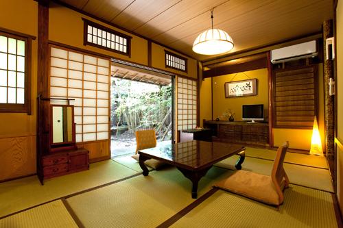 黒川温泉 いこい旅館 画像