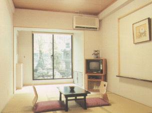 住庄ほてるの客室の写真