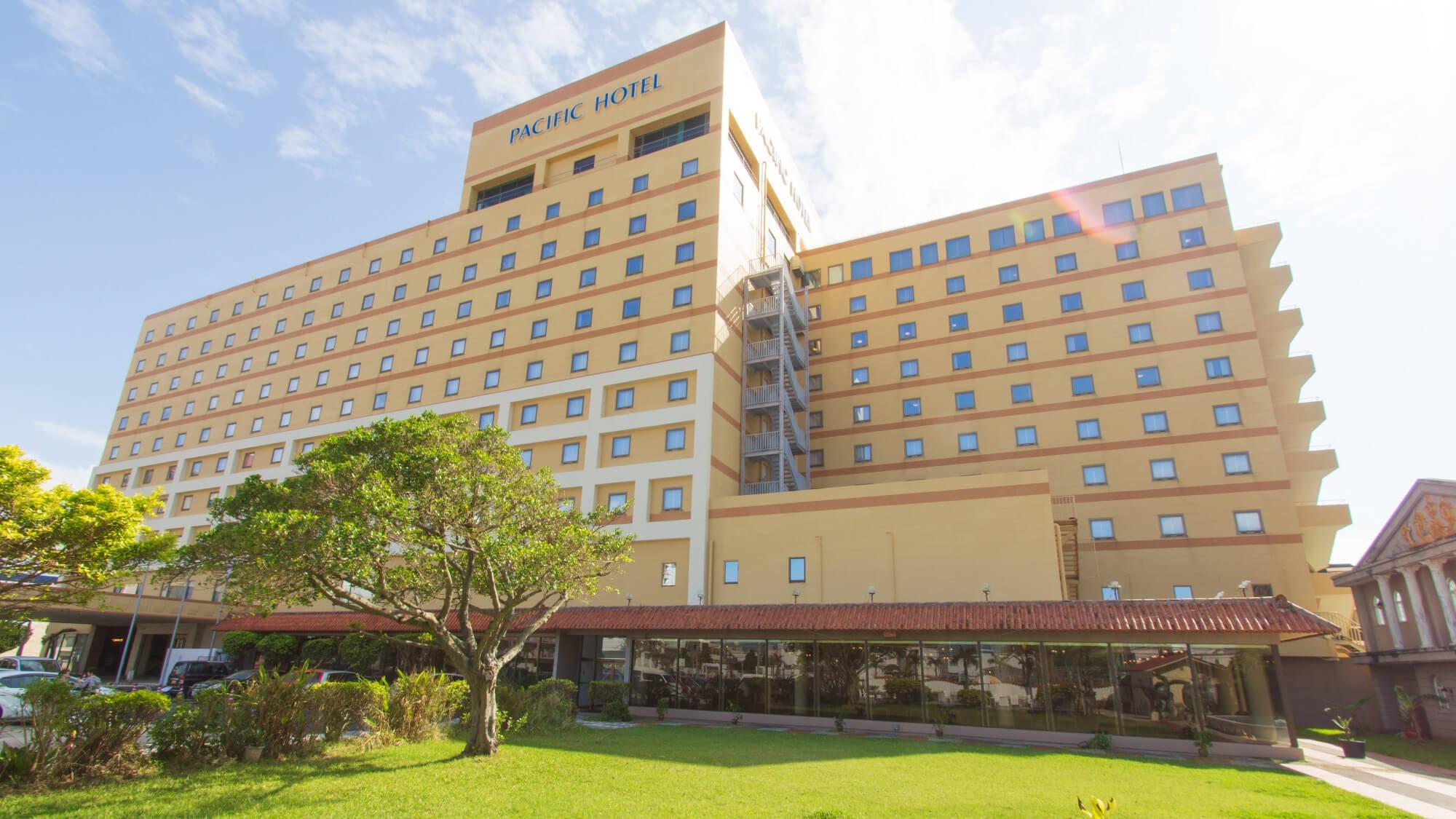 パシフィックホテル沖縄...