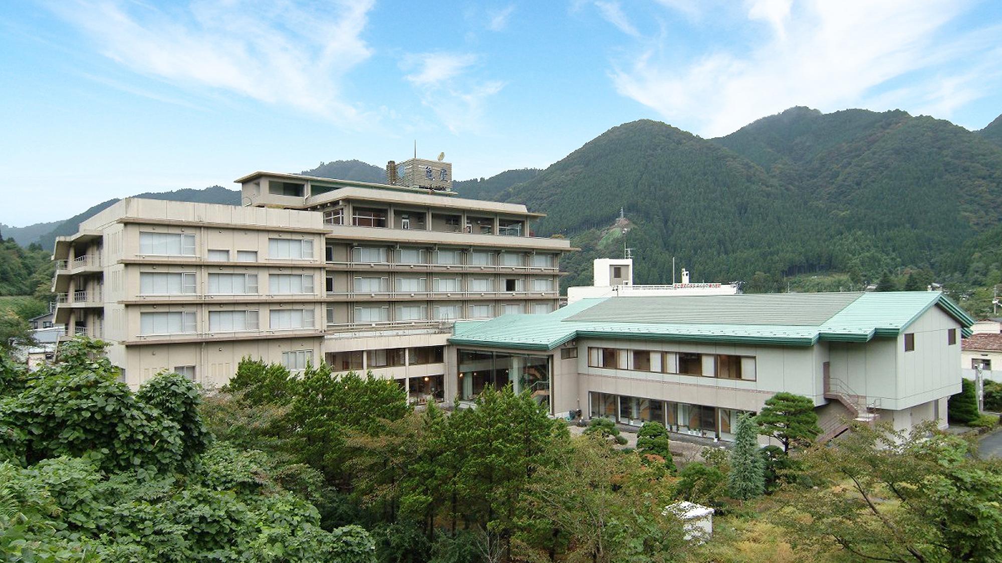 鳴子温泉 ホテル亀屋 その1