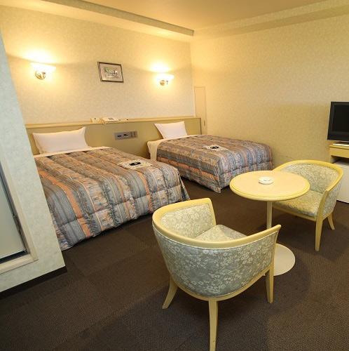シティ・イン鶴ヶ島の客室の写真