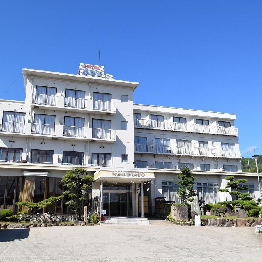 ビーチサイドホテル鹿島荘