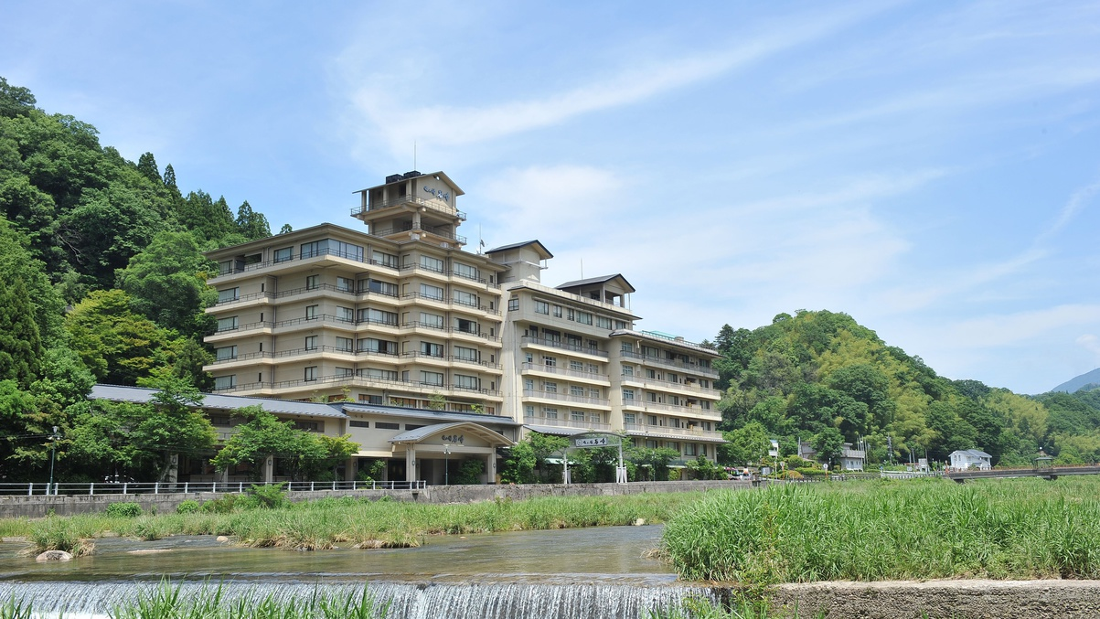 三朝温泉でグレードの高い部屋に一人で泊まりたいです