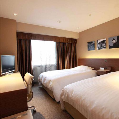 ホテルJALシティ長崎の客室の写真